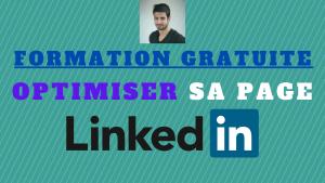 optimiser page LinkedIn