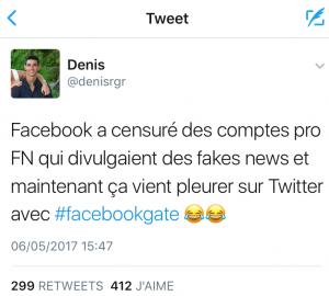 Facebook Gate