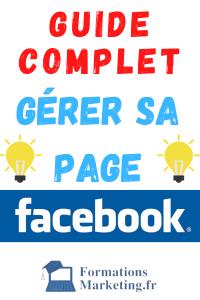 Comment Gérer Sa Page Facebook entreprise