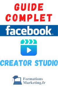 Comment utiliser Facebook Creator Studio