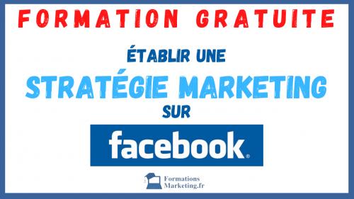 Marketing Facebook: Formation gratuite