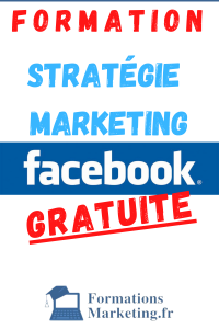 Formation gratuite Stratégie Marketing Facebook